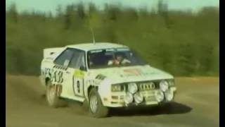 Audi Quattro a la une APV Reportages