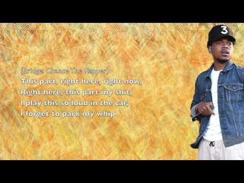 Chance The Rapper - Chain Smoker - Lyrics