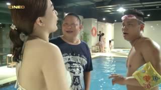 Cô gia sư dạy bơi Xinh đẹp   Phim hài sặc mũi   YouTube