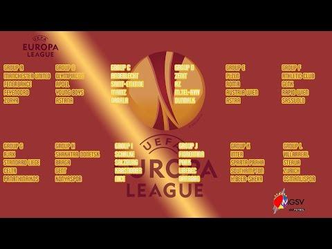 | UEFA EUROPA LEAGUE | Etapa 1 | Rezultate meciuri |