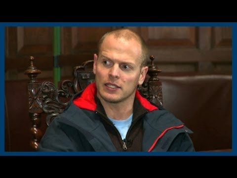 Tim Ferriss | The 4 Hour Method | Oxford Union