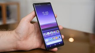 Sony Xperia 1 - recenzja, Mobzilla odc. 488