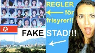 10 CHOCKERANDE fakta om Nordkorea!!! - För sjukt för att vara sant.....