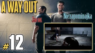 "A WAY OUT z Jacoxem [PS4] (18+) #12 - ""Ale jak to? Dlaczego?"""