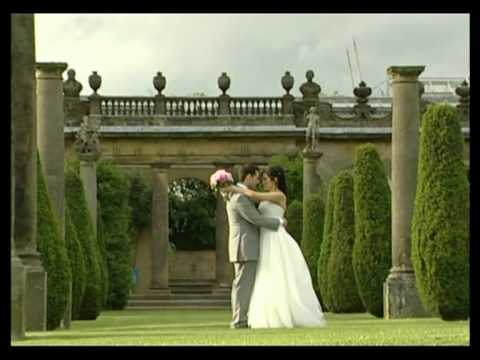 Emma and Stephen's Wedding Video Montage - Catholic Church, Chatsworth, Sheffield