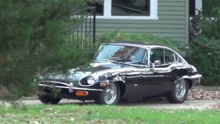 1970 Jaguar E Type two place, 4 speed, Coupe, for sale