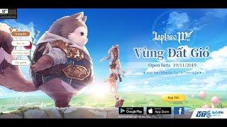[Game Hot] Vùng Đất Gió | Laplace M Việt Nam gameplay Android/iOs.
