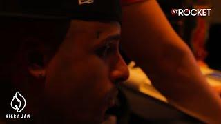 Estoy Pelau - Nicky Jam Vacilando en Casa de J Balvin | Improvisación