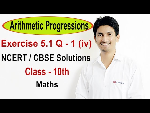 Exercise 5.1 Questions 1 (iv) - NCERT/CBSE Solutions for Class 10th Maths || Truemaths