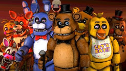 FNAF Characters Sing Break My Mind