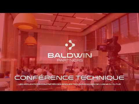 Les Solutions General Electric PREDIX pour éoliennes offshore / Baldwin Partners