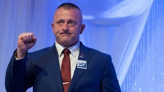 Richard Ojeda Drops Out Of Presidential Race