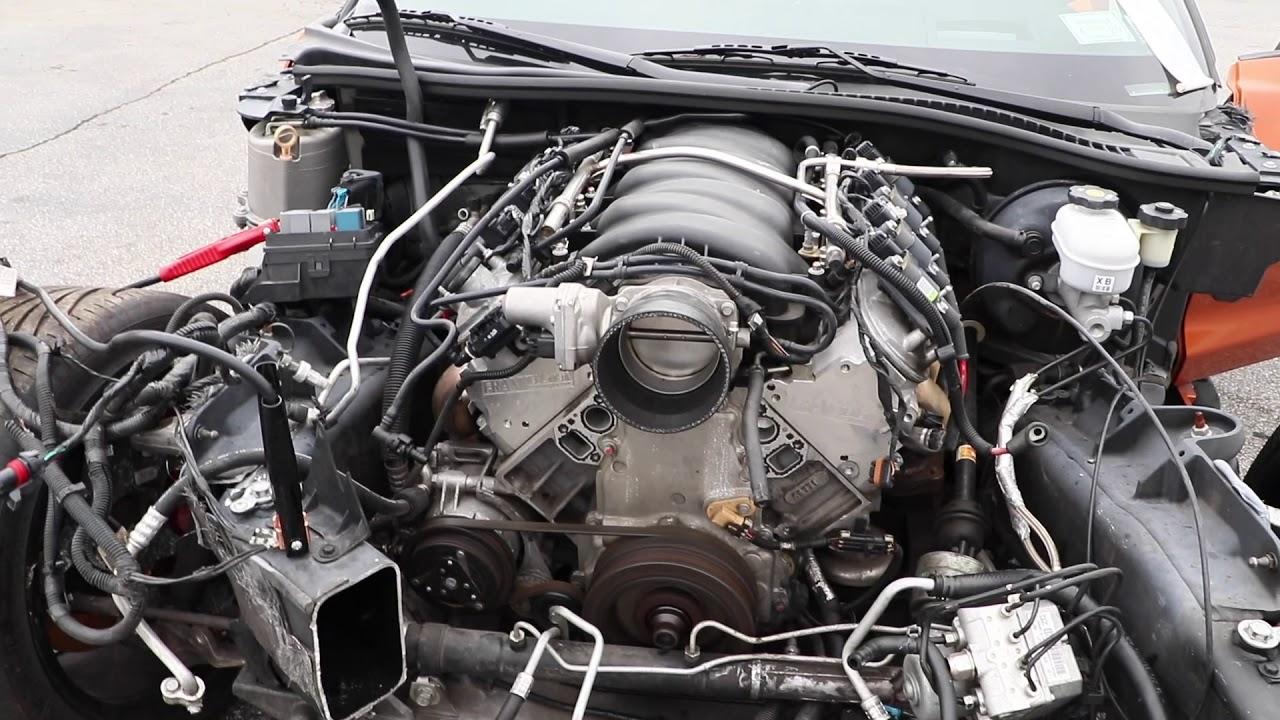 2007 Corvette Z06 LS7 600HP 29K Miles