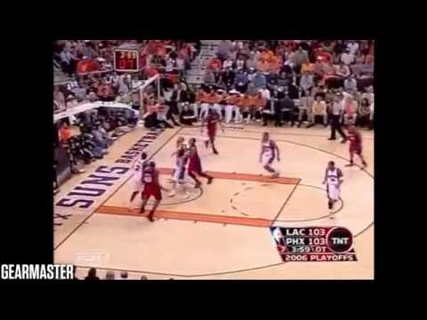 Elton Brand - 33 pts, 15 reb, 5 asts vs Suns Full Highlights (2006.05.16) (2006 WCSF GM5)