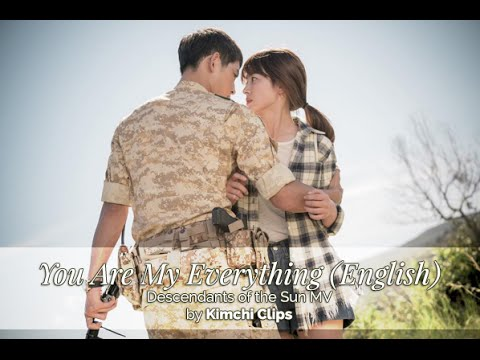 [MV] Descendants of the Sun Music Video - You Are My Everything (Gummy)