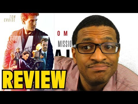 Mission Impossible: Fallout MOVIE REVIEW