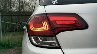 Replacement lamps for Citroen C4 Facelift