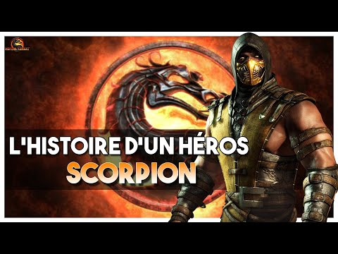 Scorpion -  L'Histoire D'Un Héros De Jeux Vidéo (Mortal Kombat) thumbnail