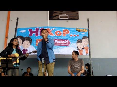 151125 Rizky Febian - Malam Biru (by Sandhy Sandoro) at SMAN 9 Bandung