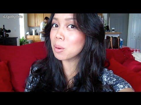 FARTED ON MY TUMMY! - July 13, 2012 - itsJudysLife Vlog