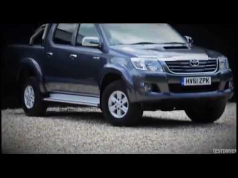 Toyota Hilux Guatemala - YouTube