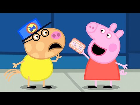 kids-tv-and-stories- -the-train-ride- -peppa-pig-full-episodes
