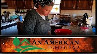 Jerusalem Artichoke Soup And Harvest - An American Homestead
