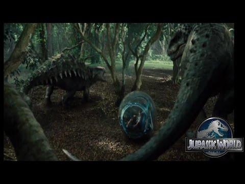 5 Iconic Dinosaur Battles In The Jurassic Park Franchise