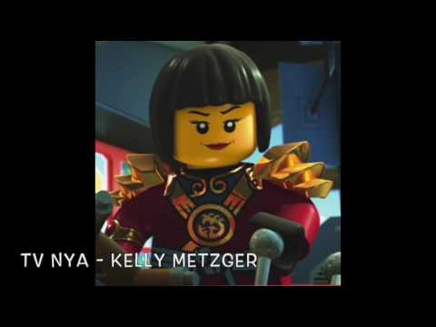 Ninjago: Old and New Voice Cast