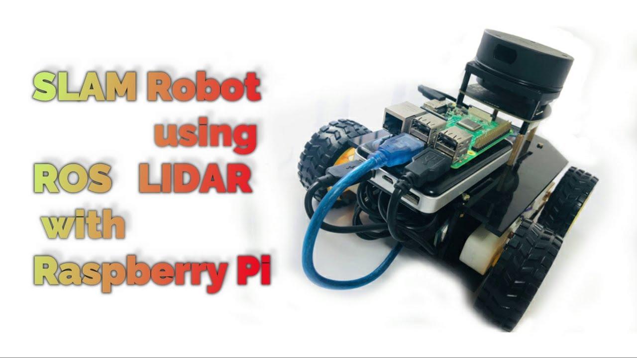 Raspberry Pi Slam
