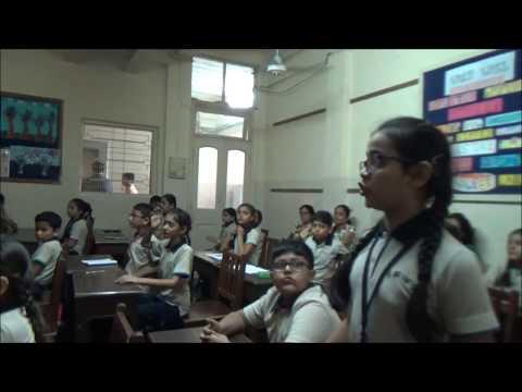 Gopi Birla Memorial School -  Social Studies Class