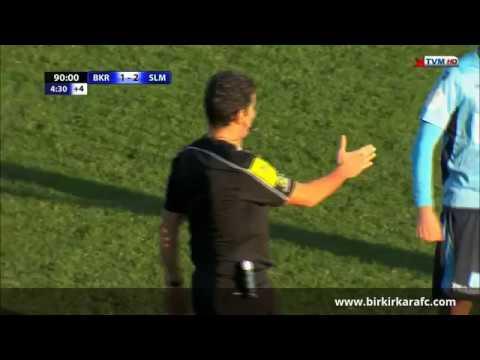BOV Premier League: Birkirkara FC 1-2 Sliema Wanderers FC [11-12-2016]