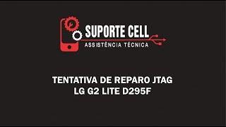 Tentativa de reparo JTAG (ISP) - LG G2 Lite D295F