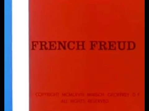 The Inspector: FRENCH FREUD + bumper (TV version, laugh track)