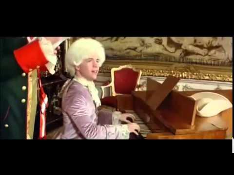 Wolfgang Amadeus Mozart & Antonio Salieri (WHAT'S A GENIUS?)