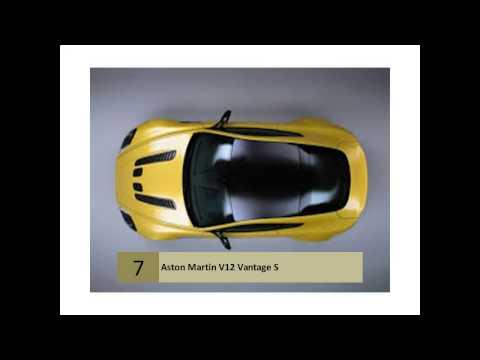 Aston Martin V12 Vantage S - Extreme Sports
