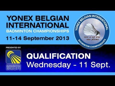 QR - XD - C.Coles/Alyssa Lim vs F.Roth/J.Karnott - Yonex Belgian International 2013