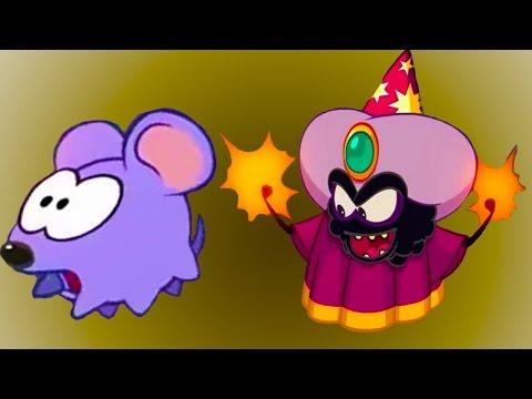 Приключения Ам Няма #3 СКАЗКИ Волшебный Лес развлекательная игра про мультфильм для детей #ПУРУМЧАТА
