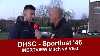 Interview Mitch vd Vlist