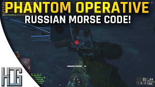 Phantom Operative Morse Code Discovered! Final Stand Gameplay & Easter Eggs - Battlefield 4 (BF4)