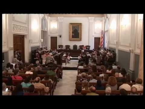 Audiència Pública del Consell d'Infants de Reus 2017