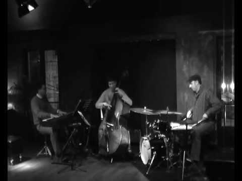 Adrian Carrio Trio - Back to routine
