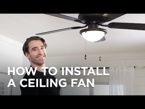 how-to-install-a-ceiling-fan---installation-tips-from-lamps-plus