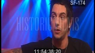 CD:UK INTERVIEW WITH IAN WATKINS, LOSTPROPHETS