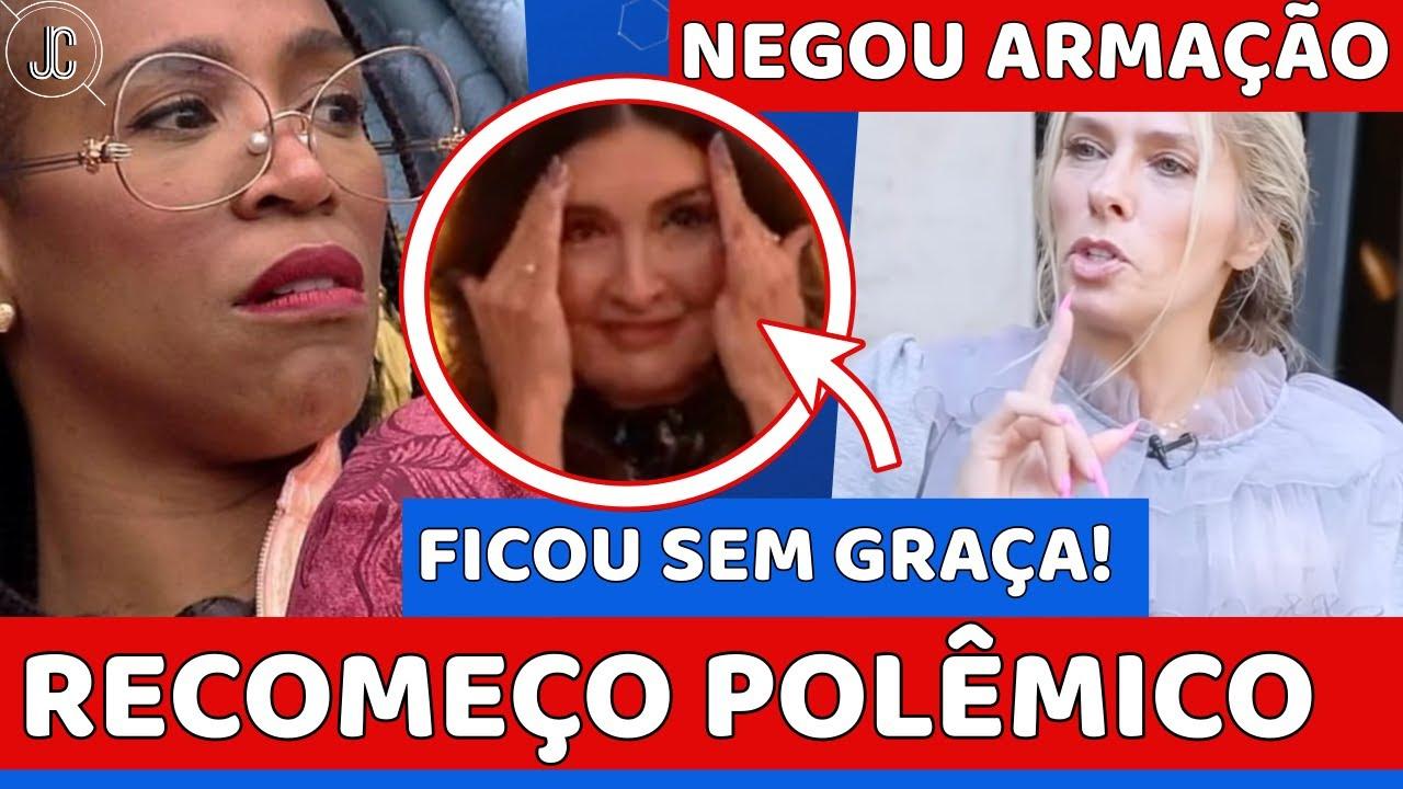 🔥Karol Conká e DECISÃO POLÊMICA; ARMAÇÃO de Power Couple É NEGADA por Galisteu; Isca da Globo 💣