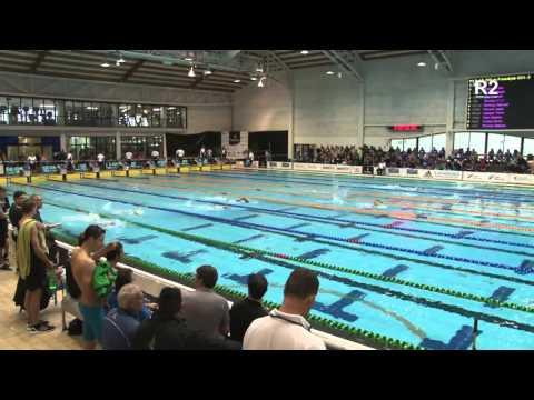 heat 1 - Boys 200m Freestyle