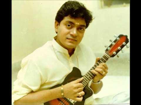 Vidwan U Srinivas- RTP Ragam Charukesi -Adi Tala