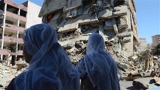 Residents of Cizre, Turkey Return to a City in Ruins