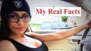Interesting Facts About Mia Khalifa , Real Facts about Mia Khalifa