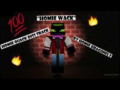 """Homie Wack"" Homie Quack Diss Track   (I am back!)"